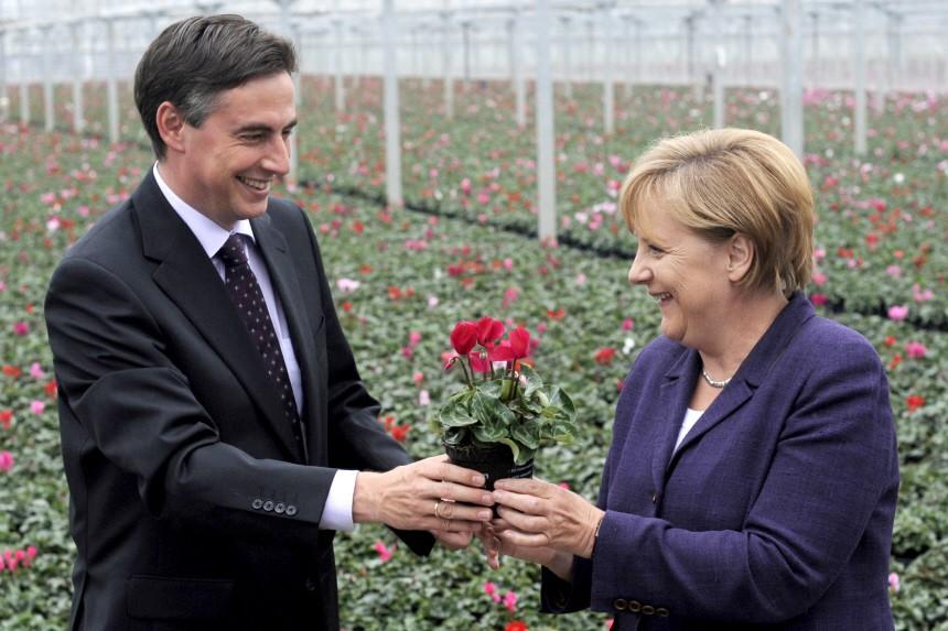Merkel setzt 'Energie-Reise' fort - Emsflower