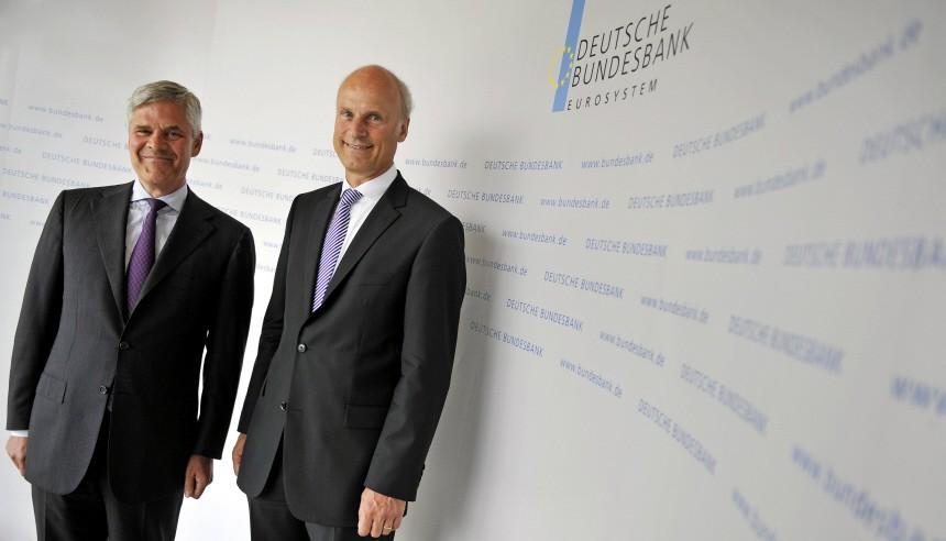 Bundesbank mit zwei neuen Vorständen