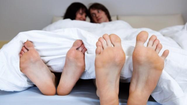 Junge Mädchen Erstes Mal Sex