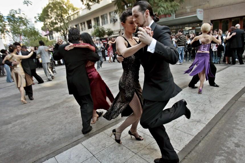 Tango ist Kulturerbe der Menschheit