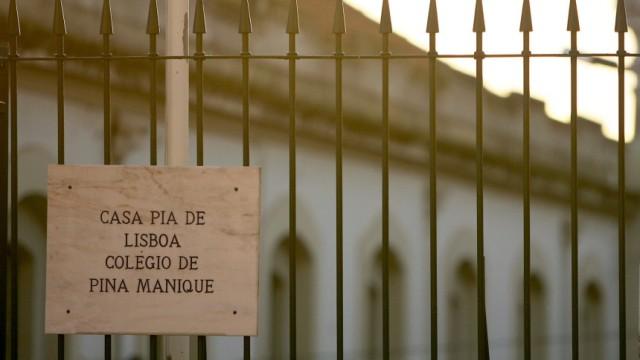 Portugal: Ort des Leidens für viele Kinder:Das Kinderheim Casa Pia, in dem sich ein Pädophilenring hundertfach an den jugendlichen Bewohnern verging.