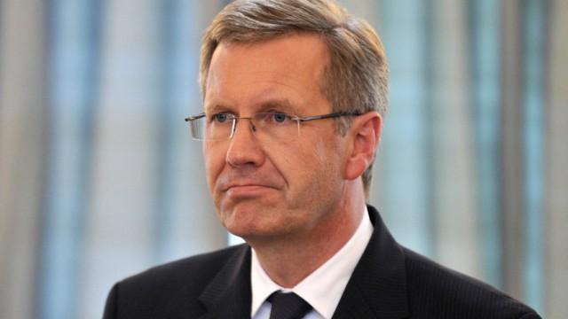Bundespraesident Wulff empfaengt polnischen Praesidenten Komorowski