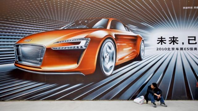 Internationale Automesse 'Auto China 2010'