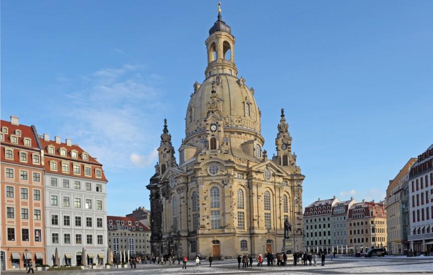 Rund 100 Konzerte 2011 in Dresdner Frauenkirche