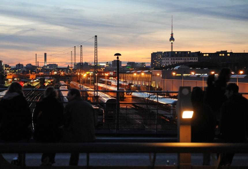 Großstadtromantik in Berlin