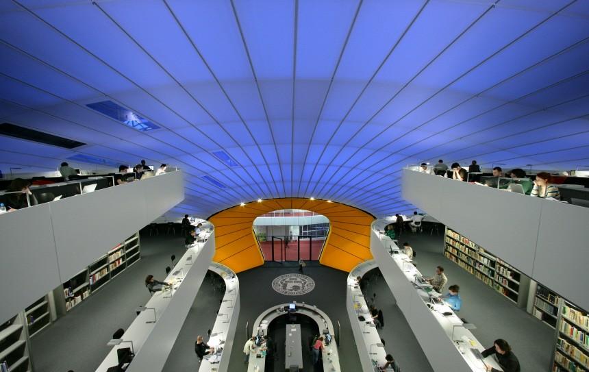 Philologische Bibliothek der FU Berlin