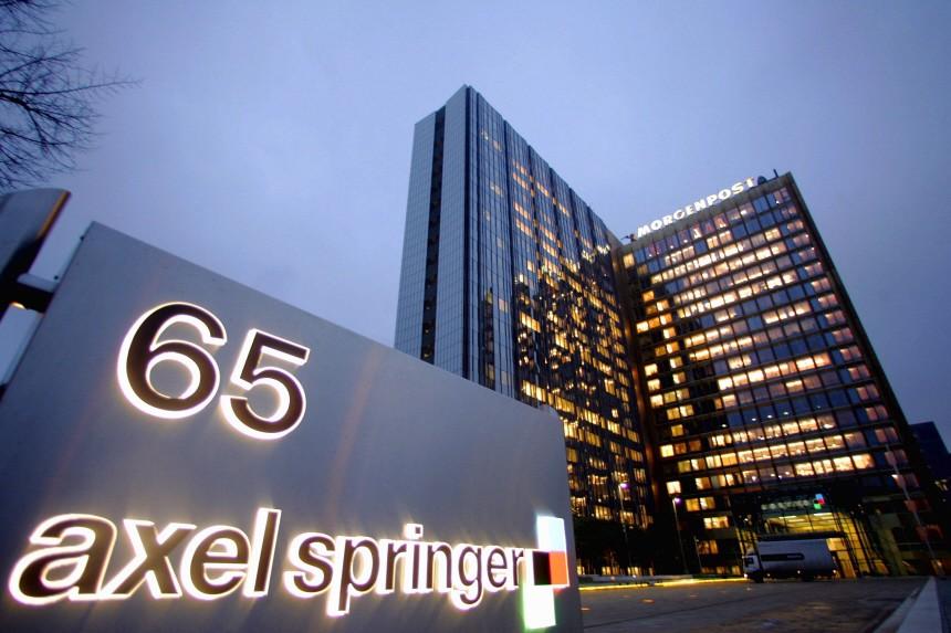 'Bild' zieht von Hamburg nach Berlin