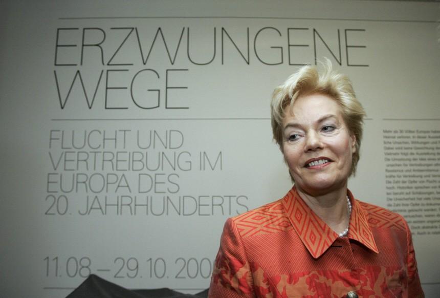 Presserundgang 'Erzwungene Wege. Flucht und Vertreibung im Europa des 20. Jahrhunderts'