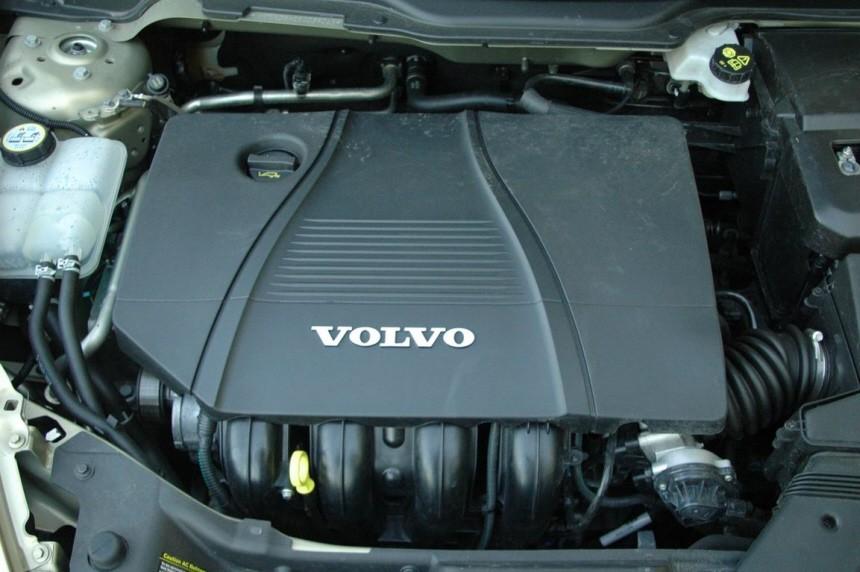Alternative Antriebe Biokraftstoffe Volvo C30 1.8F