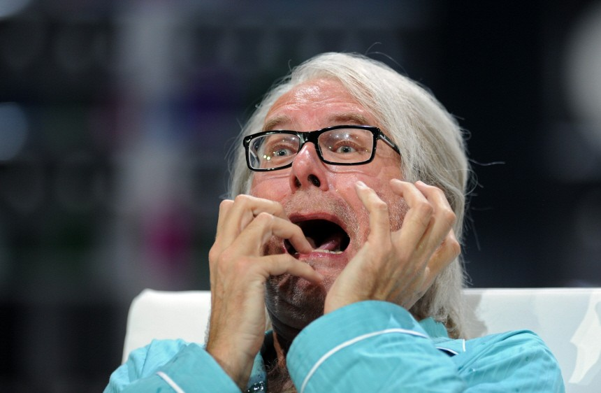 Harald Schmidt spielt Volpone