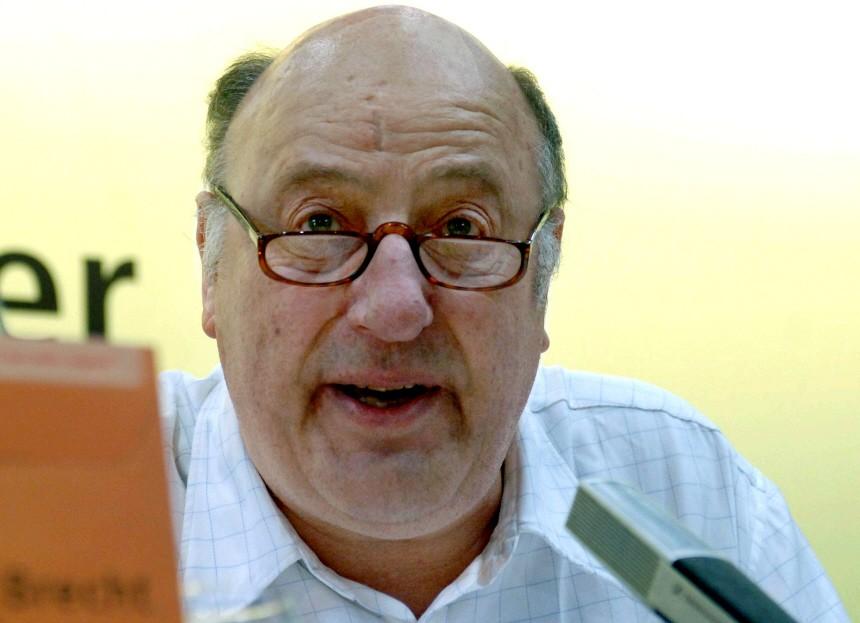 Manfred Krug wird 70 Jahre alt