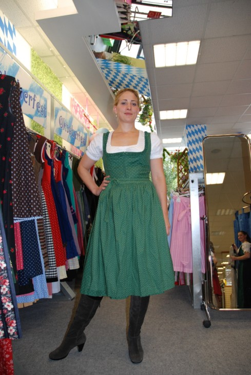 Second-Hand-Dirndl