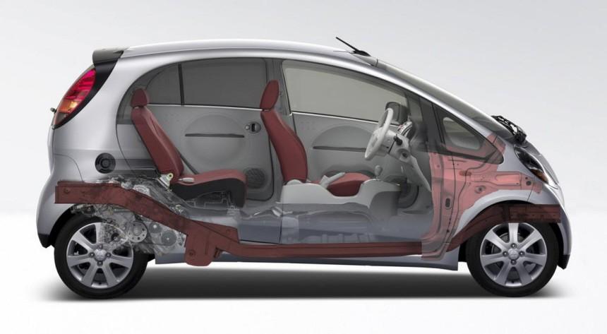 Alternative Antriebe Mitsubishi i