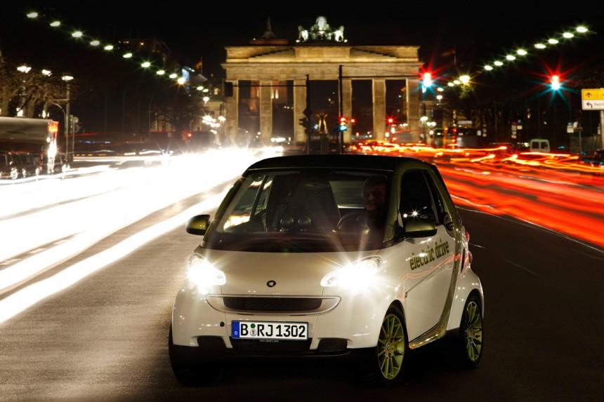 Alternative Antriebe Smart edrive Berlin