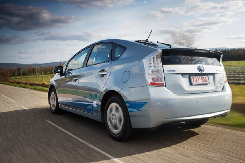 Alternative Antriebe Toyota Prius Plug-in Hybrid