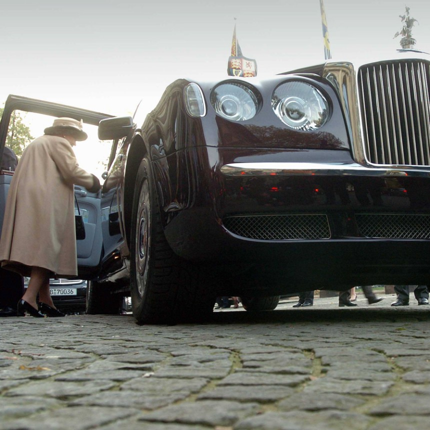 Bentley State Limousine: Das Ewige Flaggschiff Der Queen