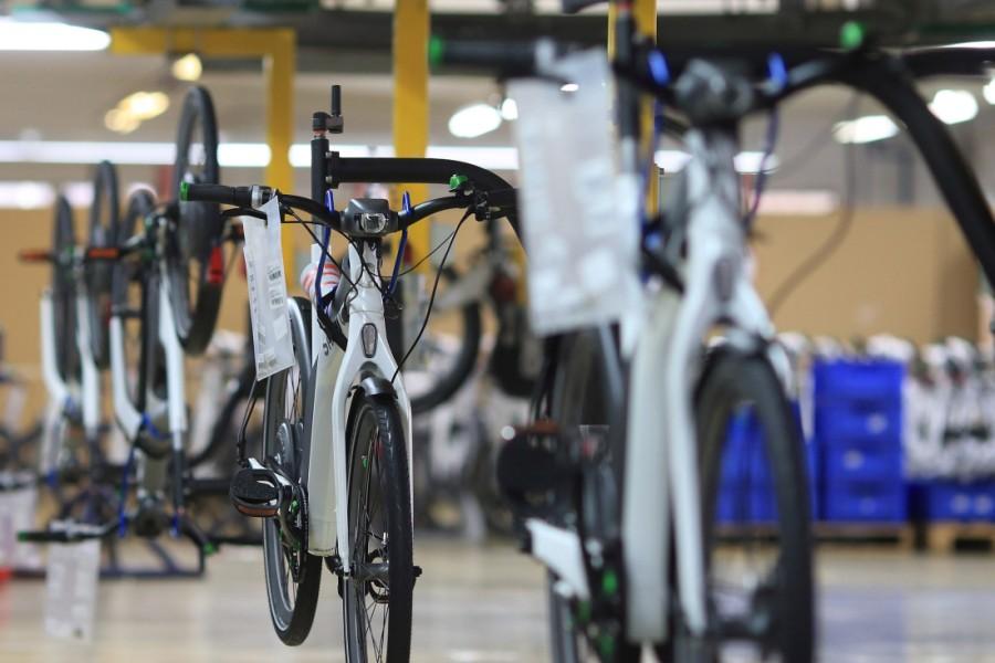 stiftung warentest zu e bikes sicherer und besser auto. Black Bedroom Furniture Sets. Home Design Ideas