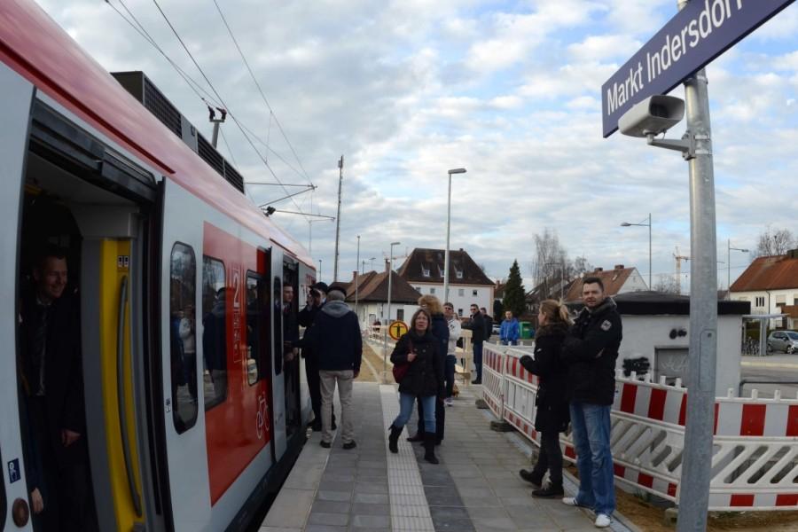 S-Bahn - Zeitraubender Anschluss - Süddeutsche.de