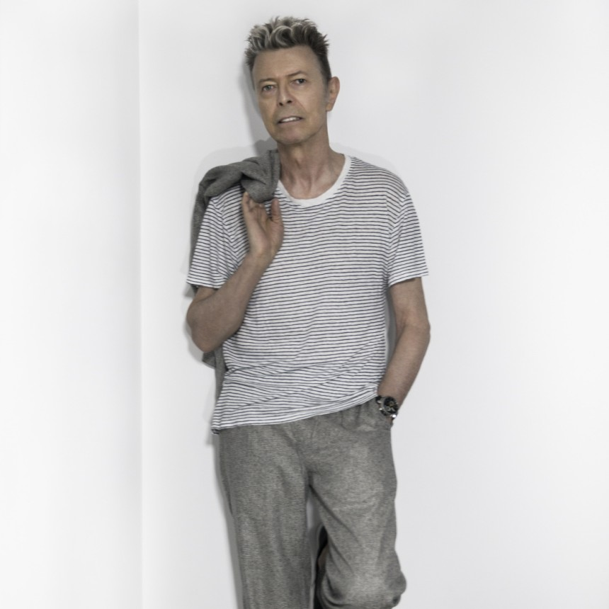 David Bowie, 2015 By Jimmy King