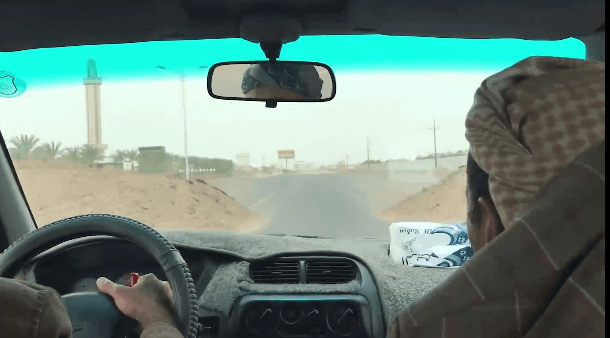 Jemen Unterwegs Im Niemandsland