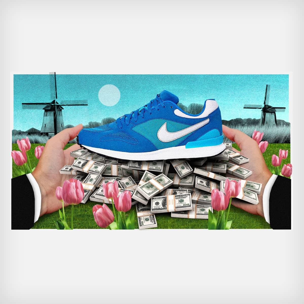 60e932f10f5b Nike und die Niederlande prellen den deutschen Staat