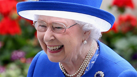 Queen Elisabeth II, Getty Images